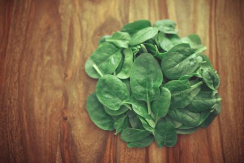 Espinaca fresca. Por flickr 53561dc199