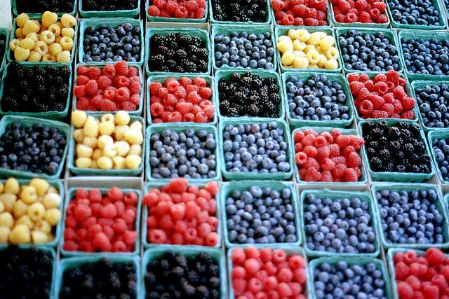 Mercado local de Santa Barbara (Usuario Flickr: Erica Zabowski)