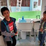 Universitaria participa en proyecto que potabiliza agua de lluvia para abastecer escuelas en Chiapas