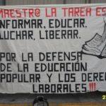 Ser maestro y defender la tierra, emprendimientos letales