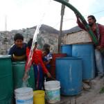 Estudiante de ingeniería crea sistema para abastecer agua a comunidades indígenas