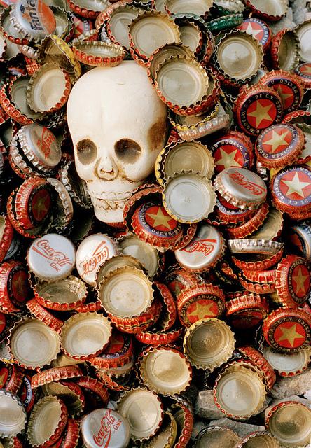 El consumo de  productos procesados nos lleva a una pobre calidad de vida, envejecimiento rápido y muerte (Usuario Flickr: Jesús Cervantes)