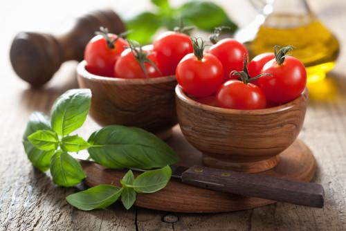 Beneficios de los jitomates. Por Daily Salad