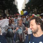 Río, los habitantes se suman en la lucha para bien habitar nuestro planeta