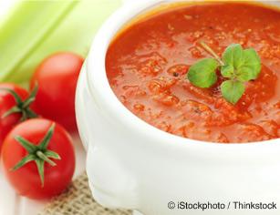 Gazpacho. Por Dr. Mercola. (iStockphoto)