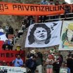 Indígenas continuarán la lucha de la ambientalista asesinada en Honduras