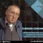 Otorgan al P. Miguel Concha Malo el Premio Internacional de Derechos Humanos de la República de Argentina