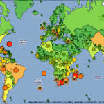 Amenazadas, 21% de las más de 390 mil especies de plantas en el mundo