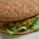 Recetas Ecológicas: Hamburguesas veganas de falafel