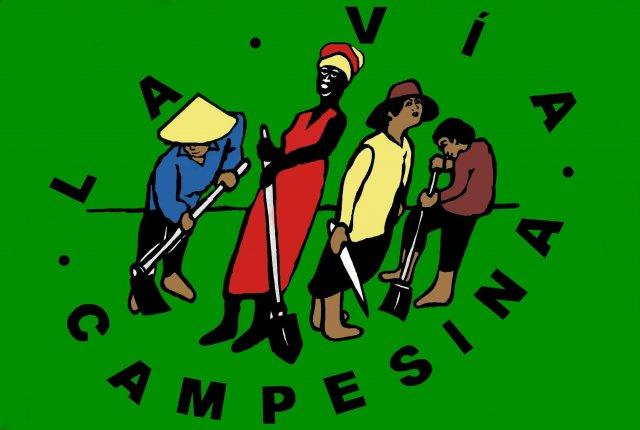 assis la via campesina logo