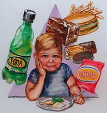 Continúan anuncios de comida chatarra al concluir restricción del horario infantil