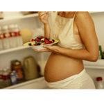 Los bebés aprenden a comer sano desde antes de que nazcan