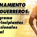 'Entrenamiento para Guerreros' – Un Programa de Fitness para Principiantes y Profesionales Por Igual