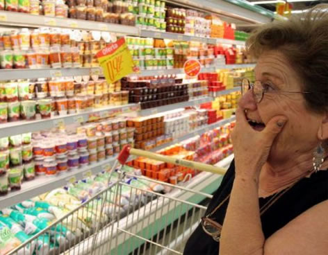 inflacion comestibles, grocery inflation
