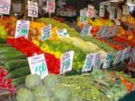 los precios de alimentos
