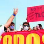 Sociedad civil mexicana programa acciones contra el TPP