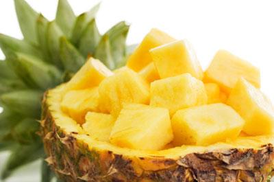 pina, pineapple