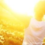 Rayos del Sol—Beneficiosos para su Cuerpo