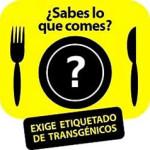 Votarán sobre derecho a saber lo que se come