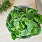 Vegetales de hoja verde para reducir el riesgo de glaucoma